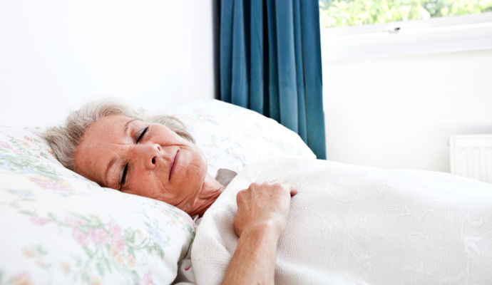 top tips to help aging folks sleep better