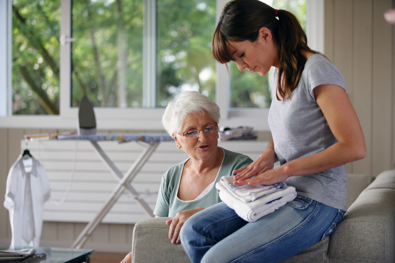 How to prepare for in-home care services