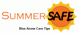 Blue Arrow Care Tips