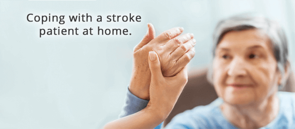 Stroke care at home